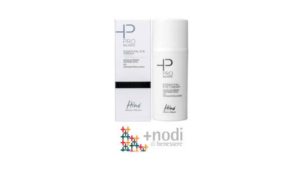 Hino pro balance essential eye cream